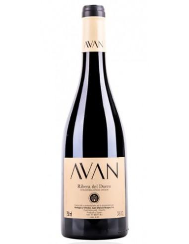 Vino Avan - Juan Manuel Burgos - Ribera del Duero