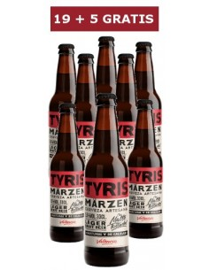 Cerveza Tyris Marzen