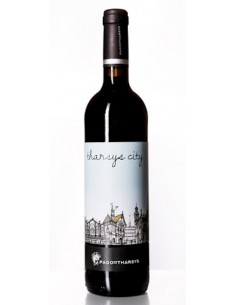 Vino Tharsys City Bobal